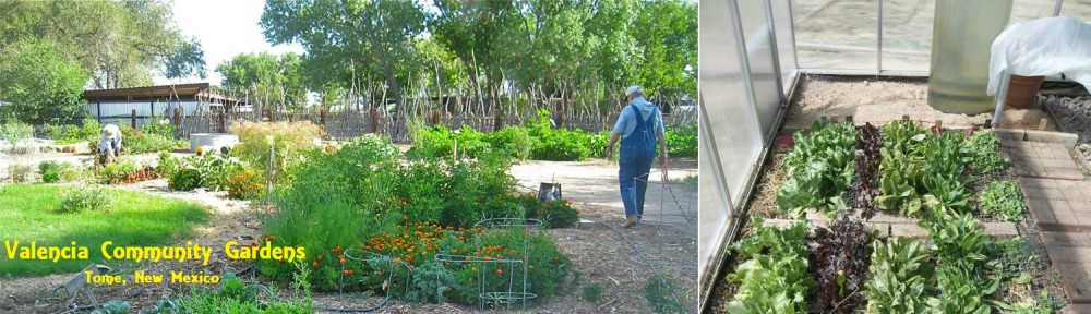 Valencia Community Gardens